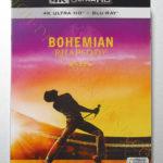 ボヘミアン・ラプソディ4K-UHD/Blu-rayレビュー本物4K画質
