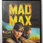 マッドマックス怒りのデスロード4K-UHD/Blu-rayレビュー