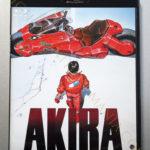 AKIRA Blu-rayパッケージ 表面