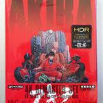 AKIRA特装版4K-UHD/Blu-rayレビュー 画質に不満足