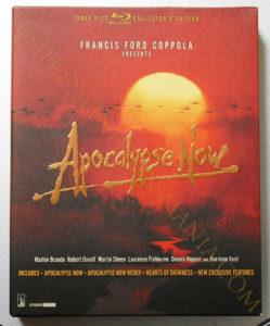 地獄の黙示録 特別完全版Blu-rayパッケージ表面2