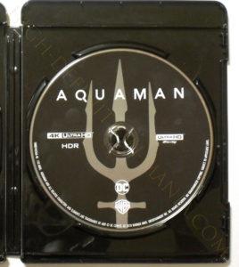 アクアマン4K-UHDディスク