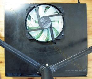 46XE2 強制排熱改造