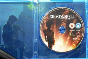 攻殻機動隊 GHOST IN THE SHELL ver2.0 ディスク表面