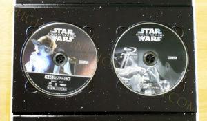スター・ウォーズ クローンの攻撃 4Kディスク