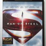 マン・オブ・スティール4K-UHD/Blu-rayレビュー中々良いね