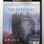 レヴェナント蘇りし者4K-UHD/Blu-rayレビューこれは凄い